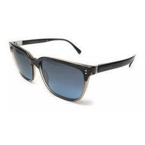 Burberry Unisex Striped Blue and Grey Sunglasses!
